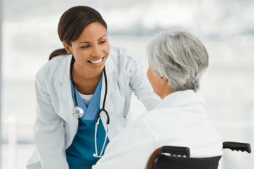Solution providers - doctor and pacient